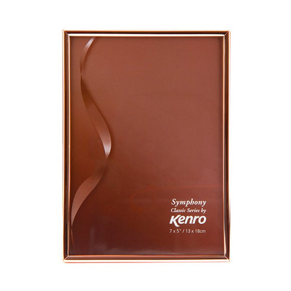 Kenro Symphony Classic Copper Coloured Frame 8x6