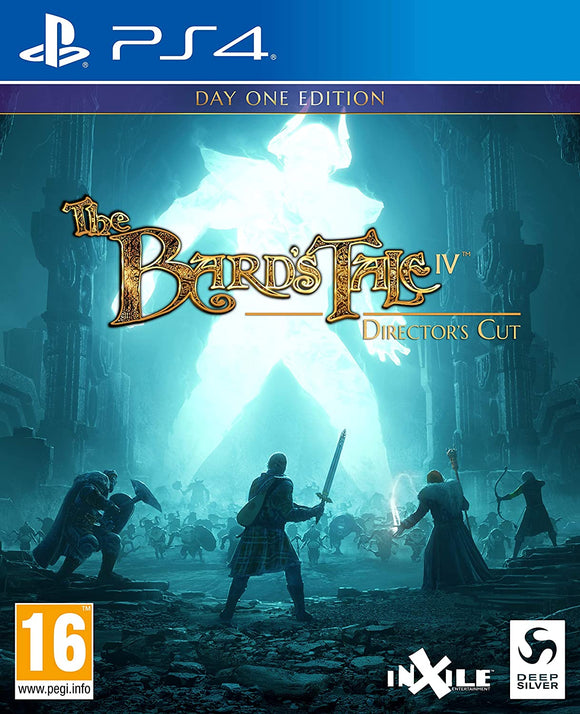 Deep Silver The Bard's Tale IV: Director's Cut Day One Edition(PS4)
