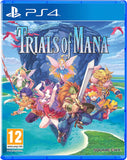 Square Enix Trials of Mana (PS4)