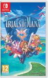 Square Enix Trials of Mana (Switch)