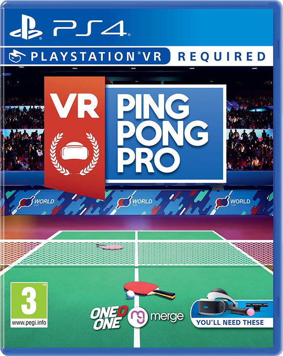 Merge Games VR Ping Pong Pro (PS4)