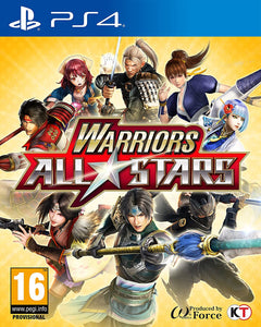 Koei Warriors All Stars (PS4) x