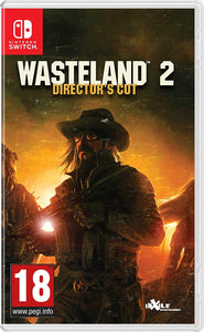 Inxile Entertainment Wasteland 2: Director's Cut (Nintendo Switch)