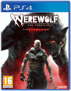 Werewolf: The Apocalypse - Earthblood (PS4)