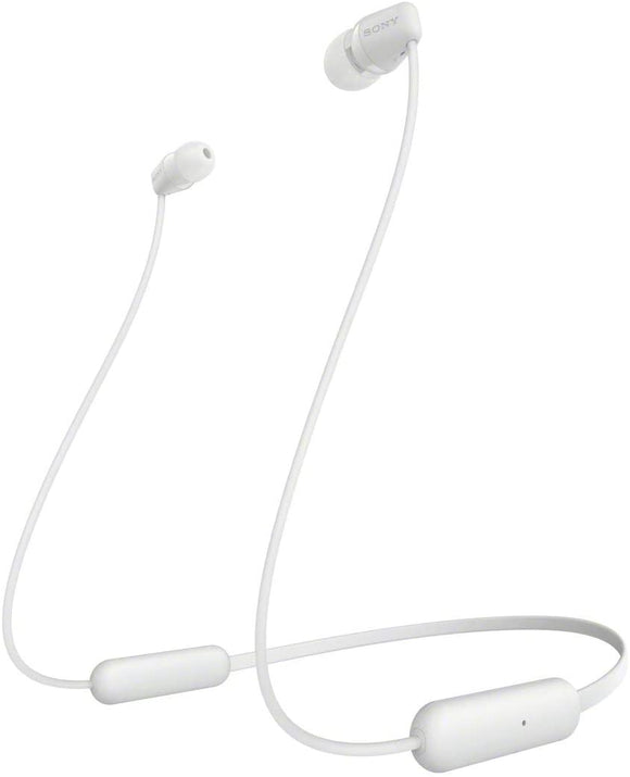 Sony Bluetooth In-Ear Headphones WIC200W