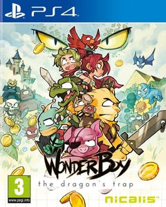Nicalis Wonder Boy: The Dragon's Trap (PS4) x