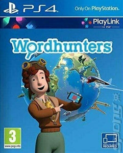 Activision Wordhunters (PS4) x