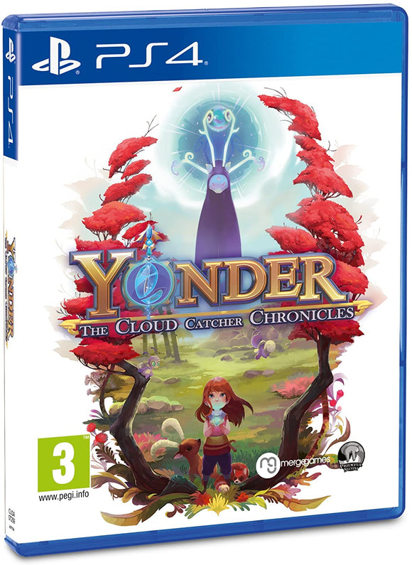Merge Games Yonder: The Cloud Catcher Chronicles (PS4) x