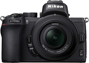 Nikon Z 50 Body + 16-50mm f/3.5-6.3 VR Kit