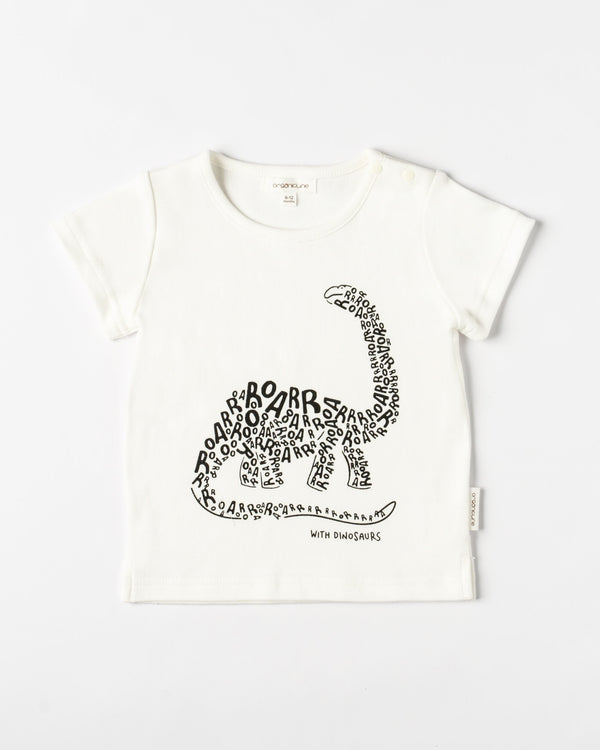 Organic cotton baby boy T-Shirt. Organic baby clothing. 100% organic cotton certified by Global Organic Textile Standard (GOTS).