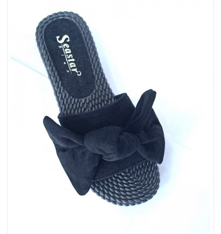 Slipper | black