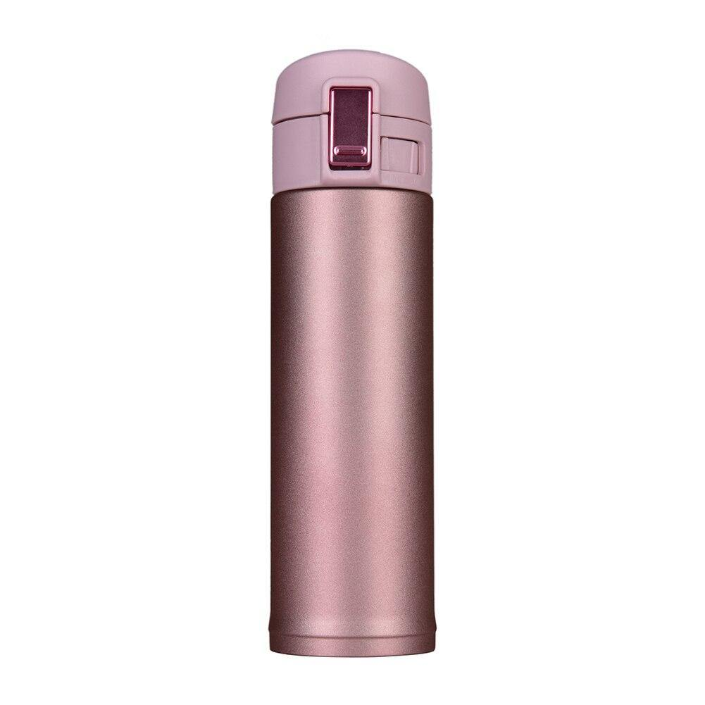350/500ml Stainless Steel Thermos Cup Insulated - soqexpress