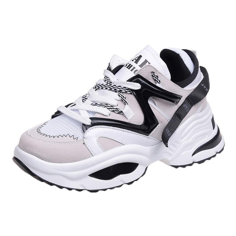 Unisex Stylish Running  High Heel Sneakers