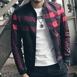 Mens Bomber Jacket For Men Autumn Style - soqexpress