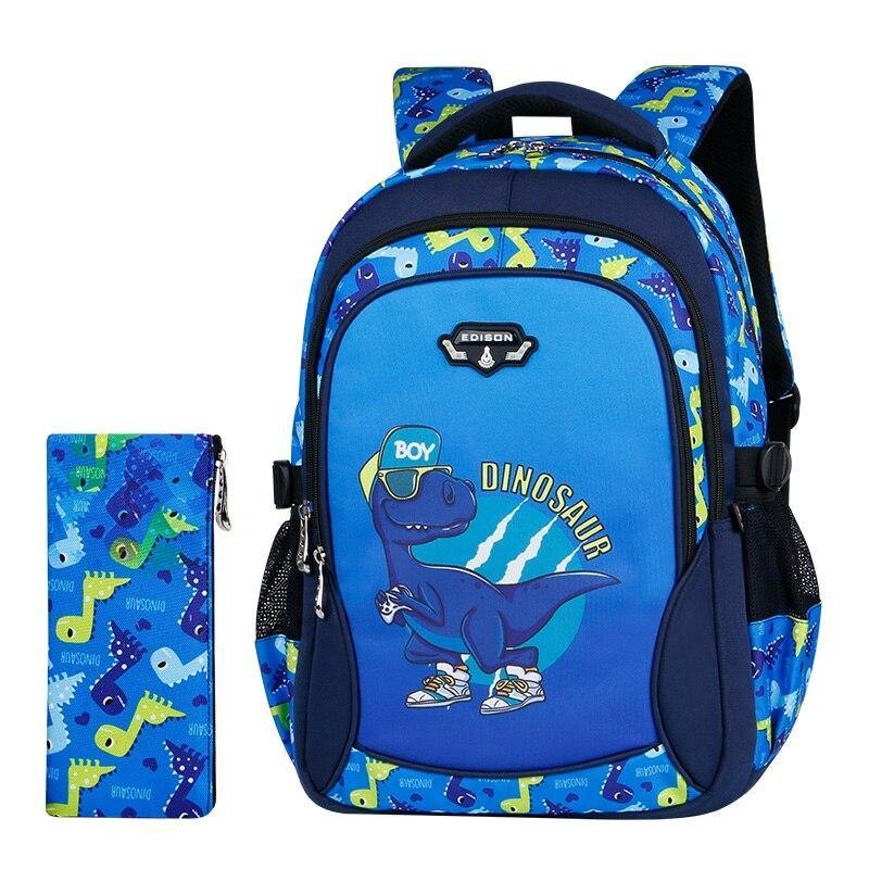 Cute anime backpack for kids school bags - soqexpress