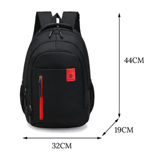 High Capacity Backpack 2019 Men Backpack Oxford Male Travel Bag