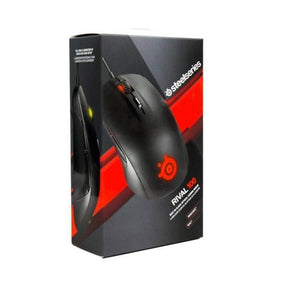 Brand New Steelseries Rival 100 Gaming Mouse Mice USB Wired Optical 4000DPI