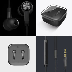 PISTON 3.5mm Stereo Earphone Wire Control with MIC