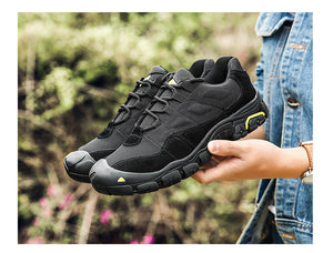 Outdoor Men Hiking Shoes Waterproof Breathable Tactical Combat Army Boots