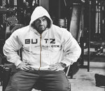 Men Fitness Bodybuilding Hoodie Sweatshirt
