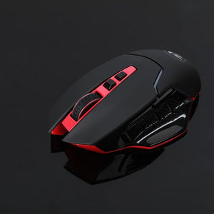 Redragon M690-1 Gaming Mouse Wireless Adjustable Mice 8 Buttons 2400DPI 2.4GHz