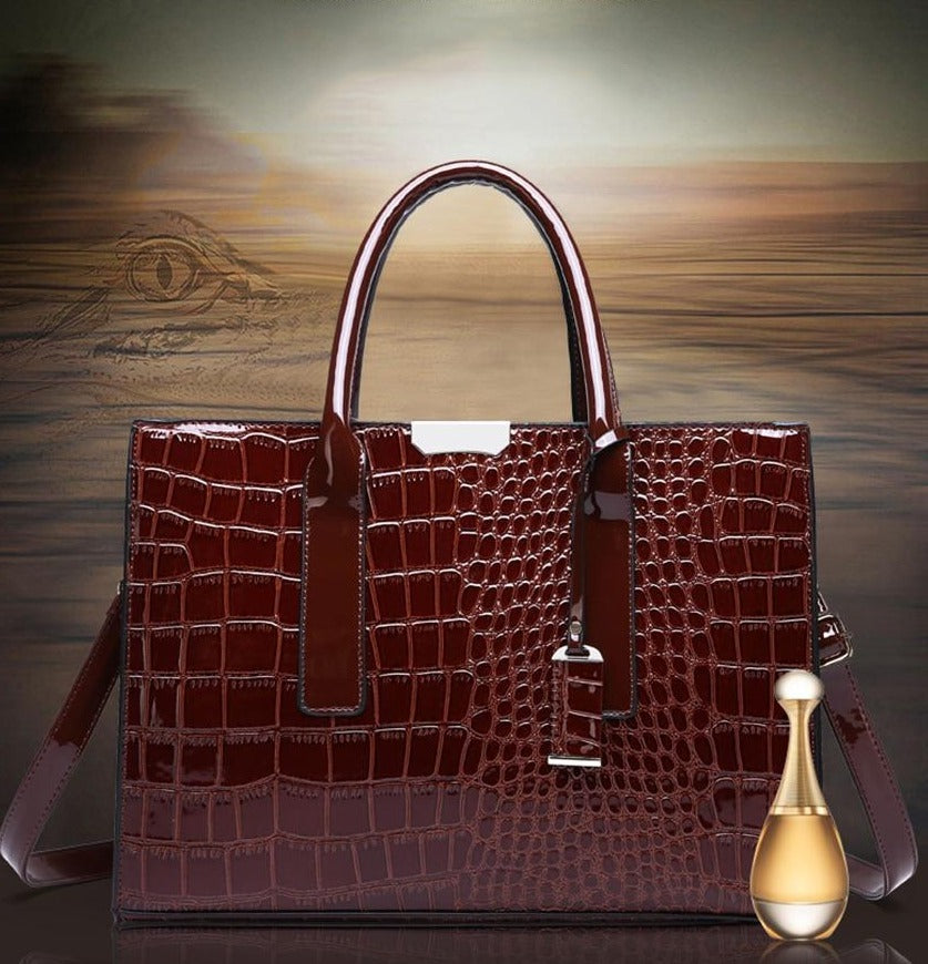 Fashion luxury Pattern Ladies Handbags