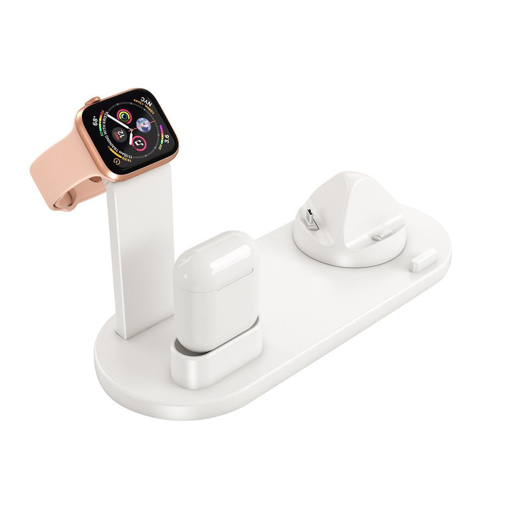 Stand Dock Station For Air-pods 3in1 Charging
