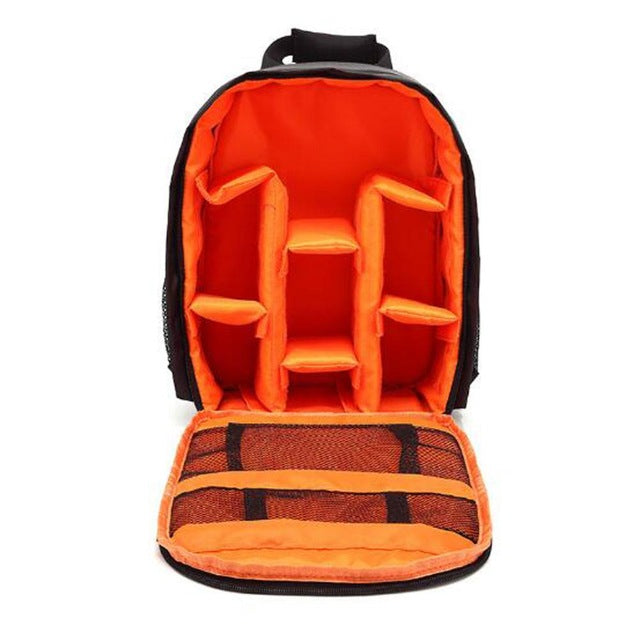DSLR Digital Camera Video Backpack Bag Waterproof Outdoor Camera Bag