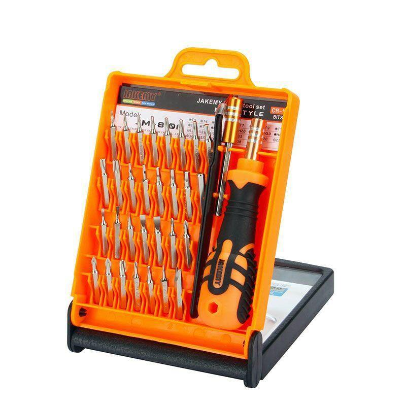 33 in 1 Mobile Phone Repair Tools Kit Opening Tool Screwdriver Set