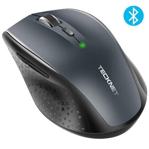 Bluetooth Wireless Mouse 2.4g Wireless mouse bluetooth 3.0 - soqexpress