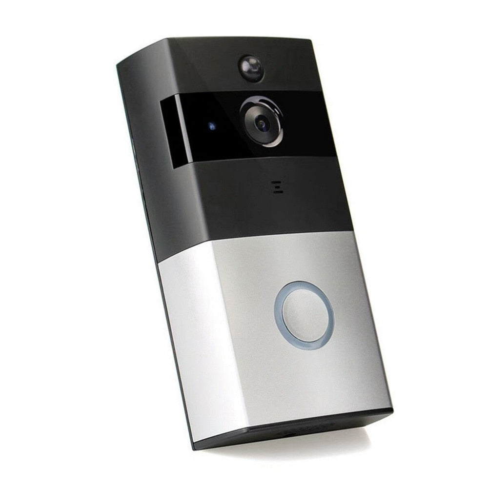 Motion Detection 720P Infrared Night Vision Alarm Wireless IP M1 Professional Home Security Doorbell