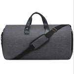 Modoker Garment Travel Bag with Shoulder Strap Duffel Bag