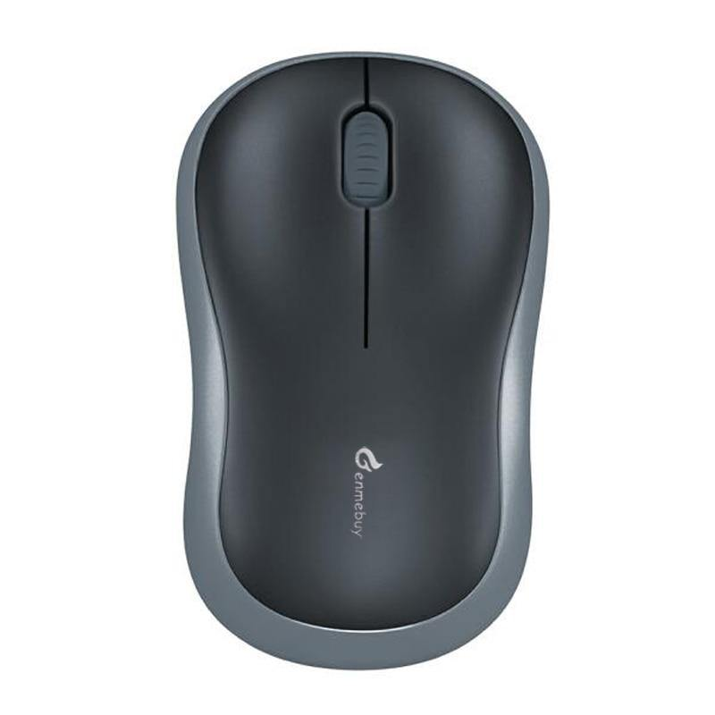 2.4G Wireless Mouse 1600DPI Optical Mouse with USB Nano Receiver