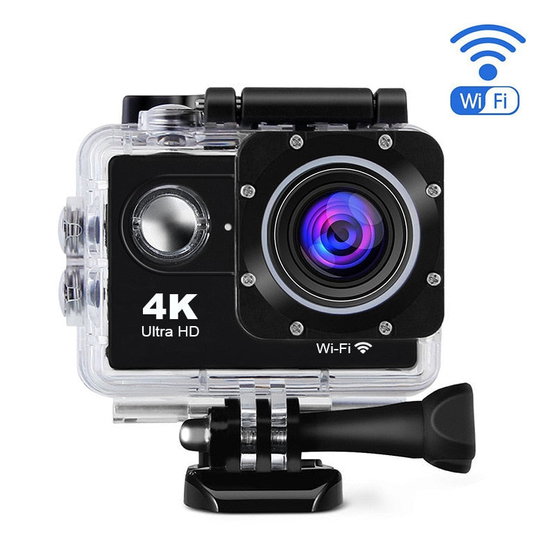 WiFi 2.0 Cam Underwater 30m Action Camera Without Remote Control