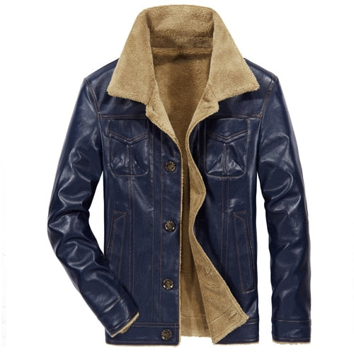 Motor Jacket winter coat Warm Windbreaker