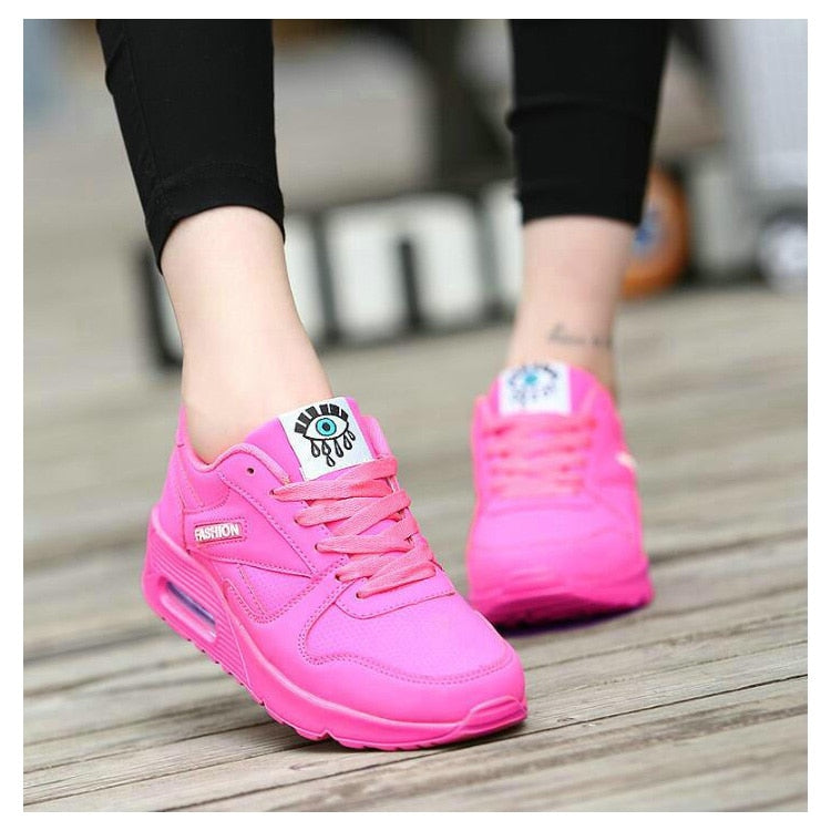Women Sneakers Women Flats Sneakers Shoes Chunky Sneakers