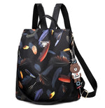 Fashion Backpack Women Shoulder Bags Large Capacity