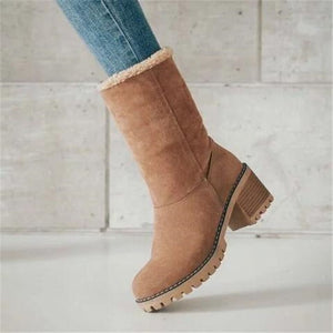 Warm Snow Boots  for Ladies