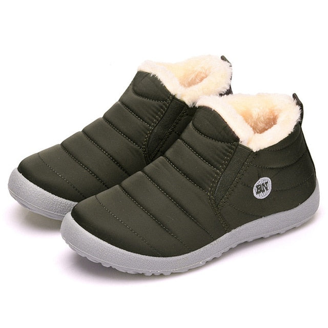 Winter Shoes Women Snow Boots