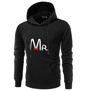 Lovely MR. MRS. Couple Hoodies
