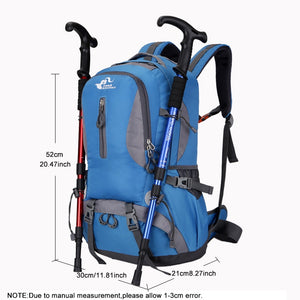 Waterproof Hiking Backpacks Free Knight Outdoor Sports Bag