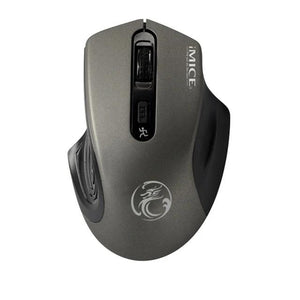 iMice Silent USB Wireless Mouse 2000DPI USB 3.0 Receiver