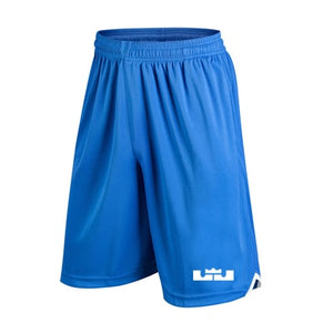 Men Basketball Sports Running Breathable Shorts