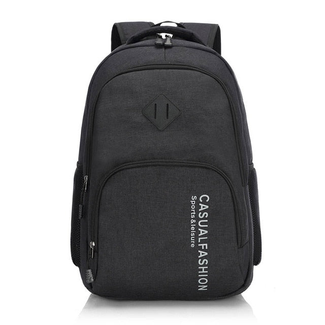 Fashion Backpack Women Men's Waterproof school Backpack