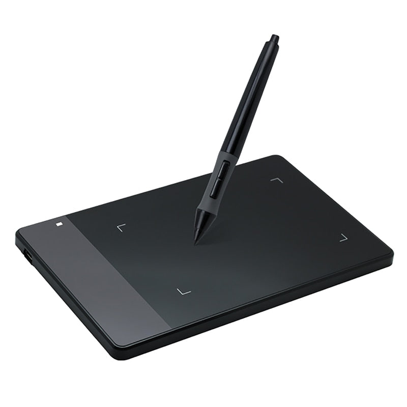 Original HUION 420 4-Inch Digital Tablets Mini USB Signature Pen Tablet