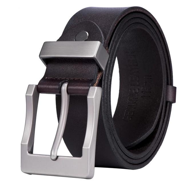 LEATHER BELT FOR MAN