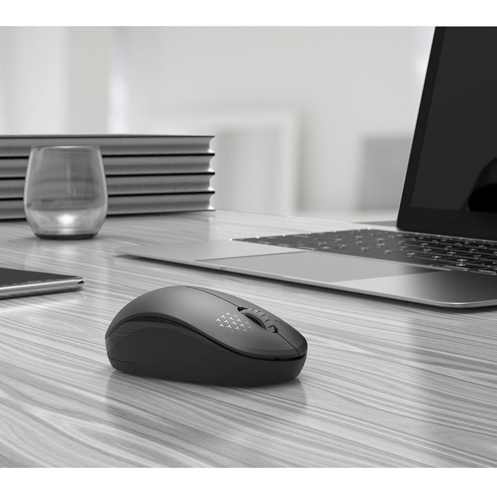 2.4GHz Wireless Mouse for Laptop