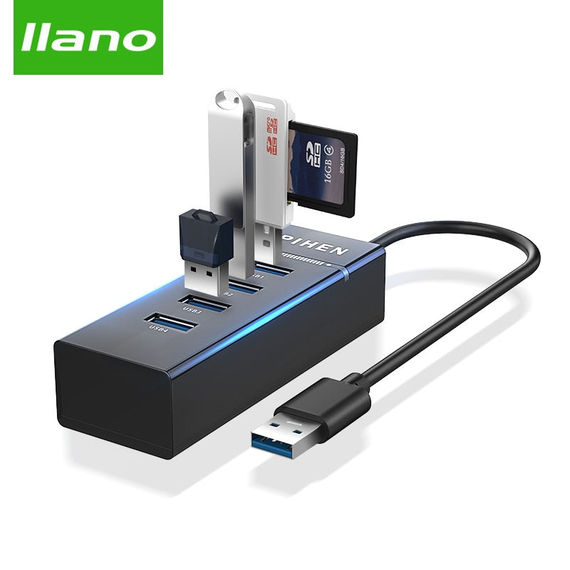 USB 3.0 HUB multi-port high-speed expansion