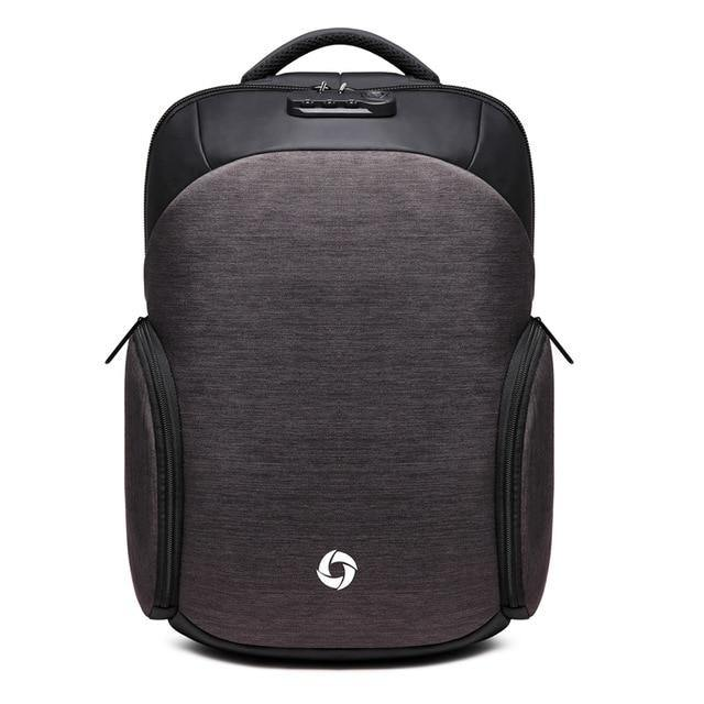 Anti-thief Backpack USB Charger 15.6inch Laptop Backpack