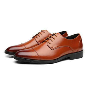 Angelo Business Luxury Breathable Oxfords shoe